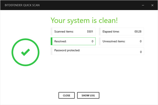 bitdefender total security 2019 review
