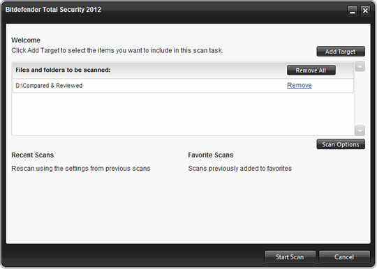 Screenshot of BitDefender Total Security 2017 3